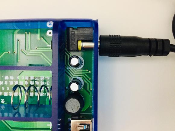 18650型電池3本ケースを改造_c0077964_17302283.jpg