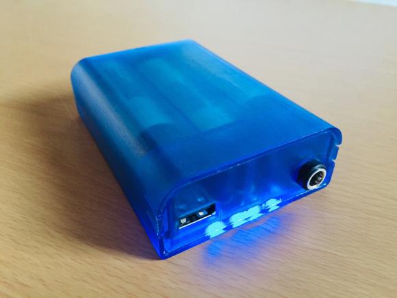 18650型電池3本ケースを改造_c0077964_17303513.jpg