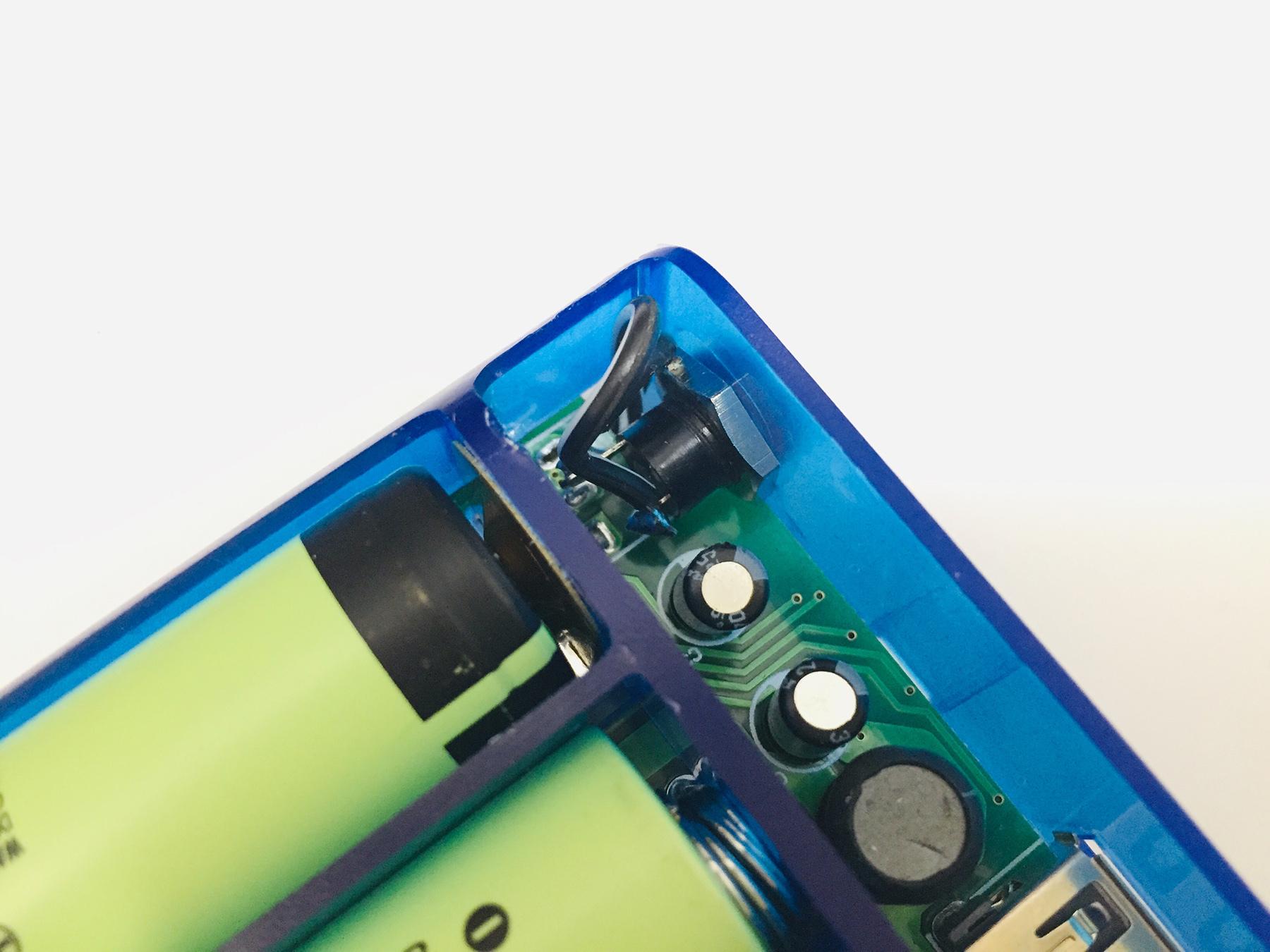 18650型電池3本ケースを改造_c0077964_20132356.jpg