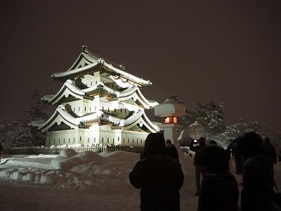 弘前城雪燈籠まつり_2020.02.08_d0131668_1774242.jpg