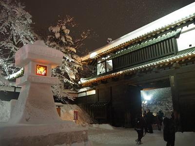 弘前城雪燈籠まつり_2020.02.08_d0131668_178362.jpg