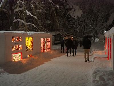 弘前城雪燈籠まつり_2020.02.08_d0131668_178553.jpg