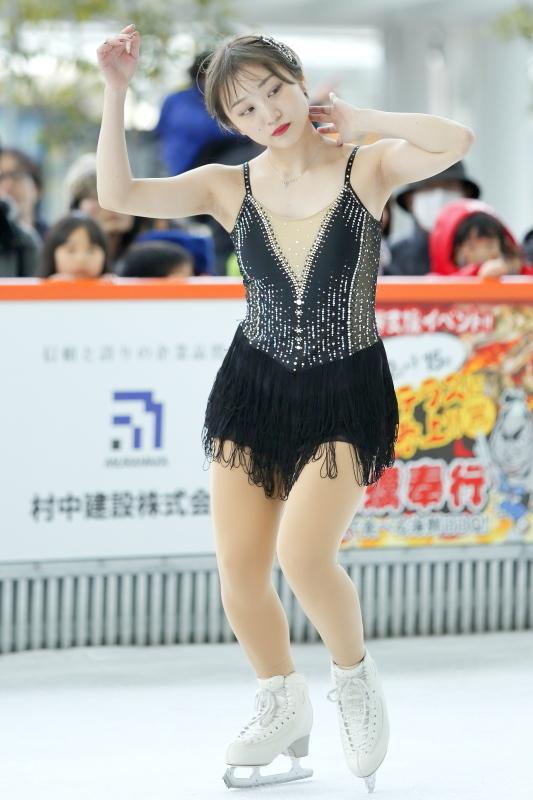 ハピリンク 関西大学アイススケート部スペシャルショー SP 高木選手_c0196076_01030013.jpg