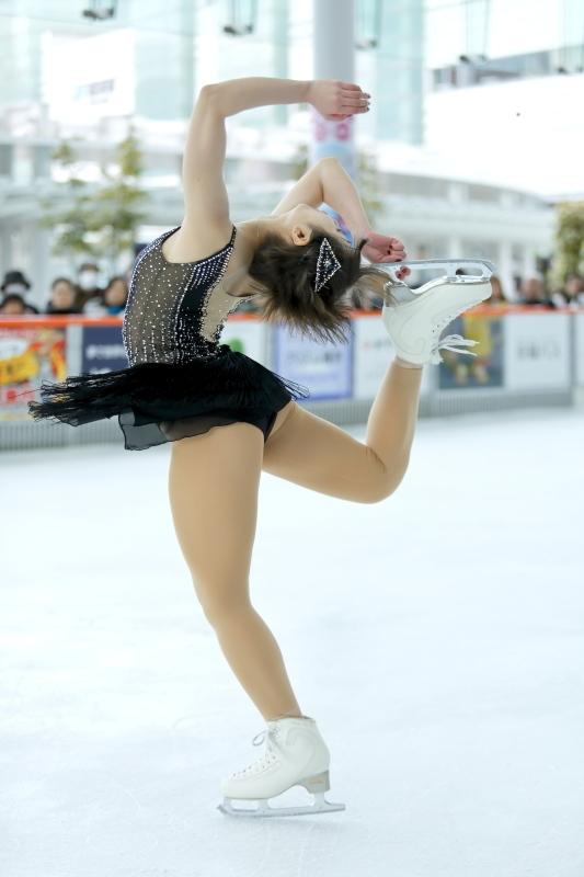 ハピリンク 関西大学アイススケート部スペシャルショー SP 高木選手_c0196076_01060412.jpg