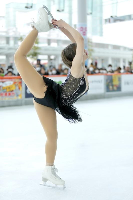 ハピリンク 関西大学アイススケート部スペシャルショー SP 高木選手_c0196076_01061267.jpg