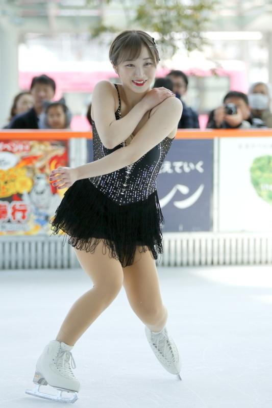ハピリンク 関西大学アイススケート部スペシャルショー SP 高木選手_c0196076_01084306.jpg