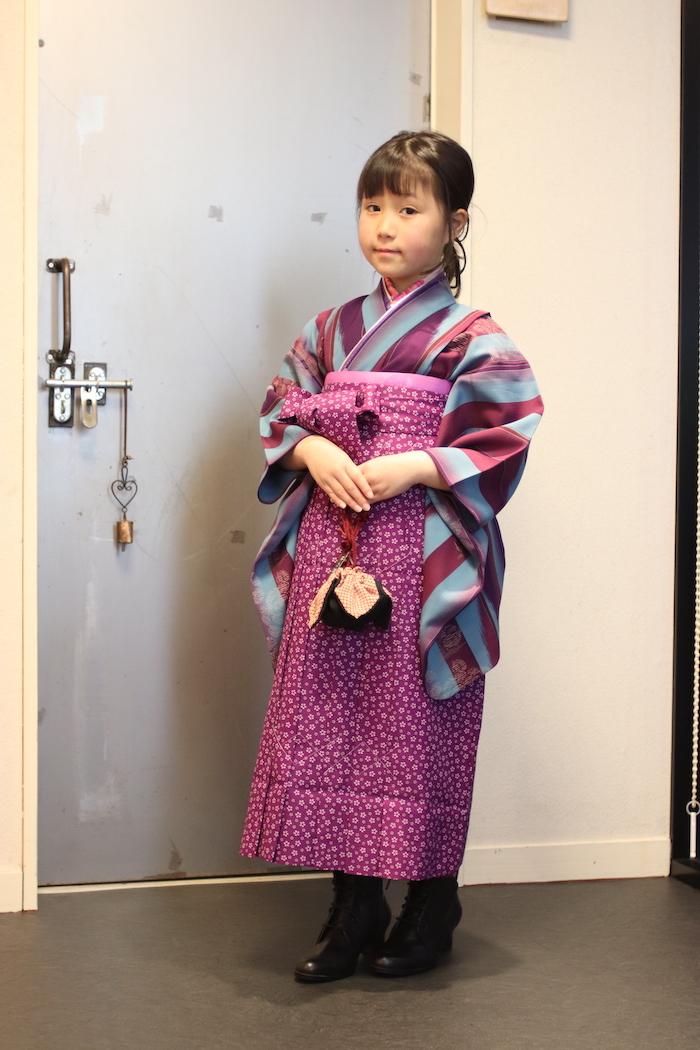 Hiromi &Airi親子の卒業式【試着画像】_d0335577_16474844.jpg