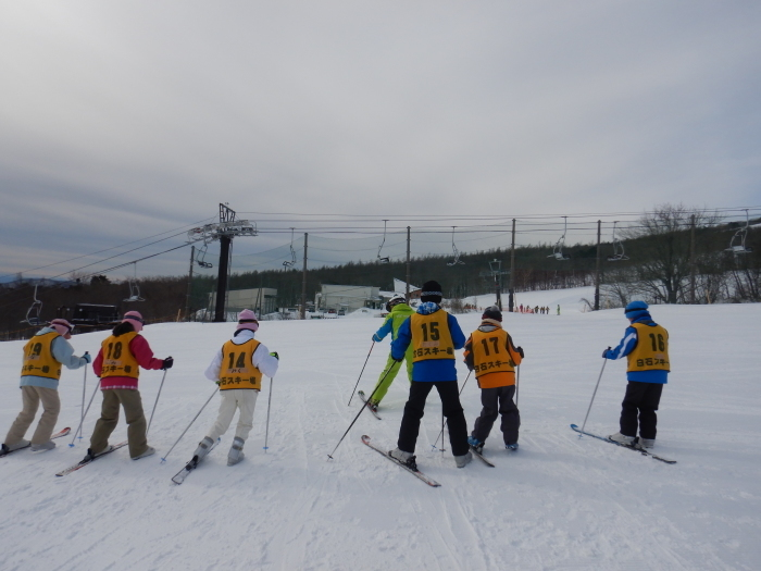 スキー教室 ~ 2020年2月10日_f0170180_23523762.jpg