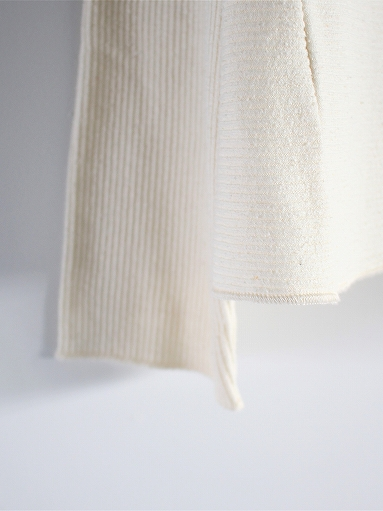 unfil raw silk ribbed-jersey boat neck tee_b0139281_17133251.jpg
