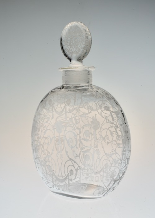 BACCARAT MICHEL-ANGELO mini Bottle_c0108595_23452728.jpeg