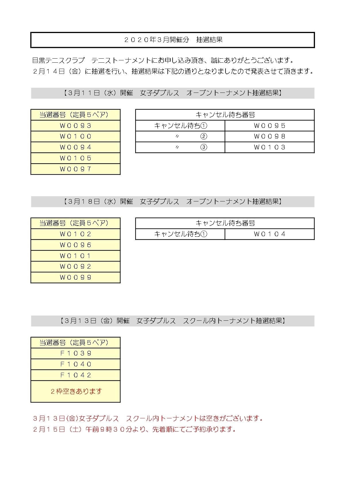 2020.3月トーナメント抽選結果_b0158200_15092284.jpg