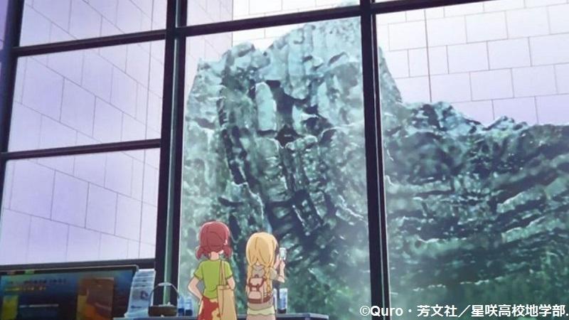 「恋する小惑星」舞台探訪004-1/3 第4話 つくば駅周辺、そして地質標本館へ_e0304702_08022536.jpg
