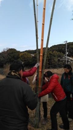 百姓のための、竹のワークショップに参加して_c0280108_16143839.jpg