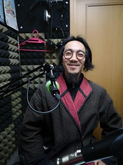 松尾明子さんのラジオ番組【Welcome to マッチュルーム】に出演☆_c0180209_23594412.jpeg