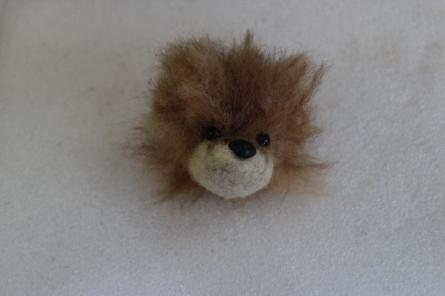 羊毛フェルトポメラニアン(^^)_f0170713_08200160.jpg