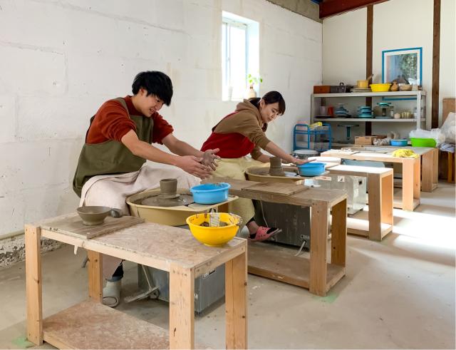 本日の陶芸教室 Vol.988,989_a0163716_21505599.jpg