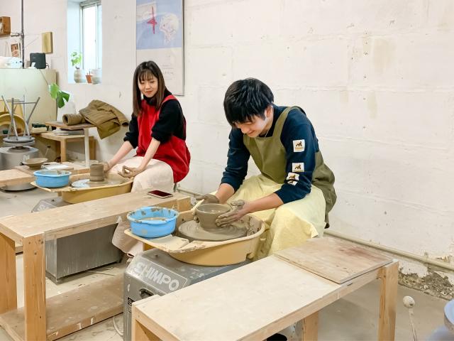 本日の陶芸教室 Vol.988,989_a0163716_21505761.jpg