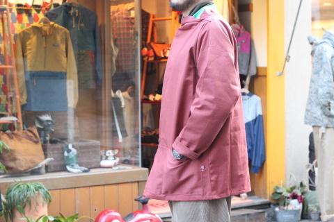 イギリスの本場フィッシャーマンが着用している「NEWLYN SMOCKS」に別注_f0191324_08352993.jpg