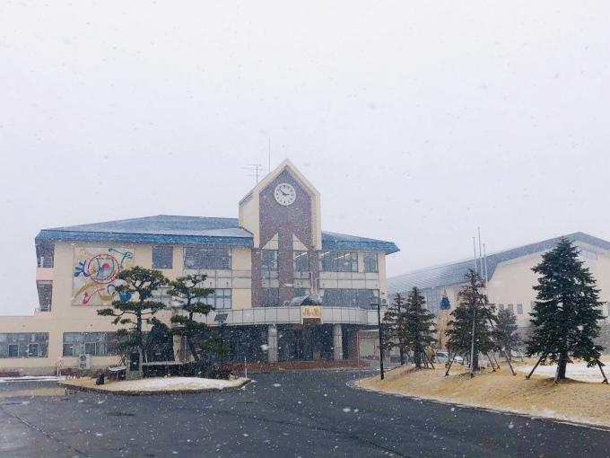 八郎潟町小中学校の校歌*_e0197227_19444832.jpeg