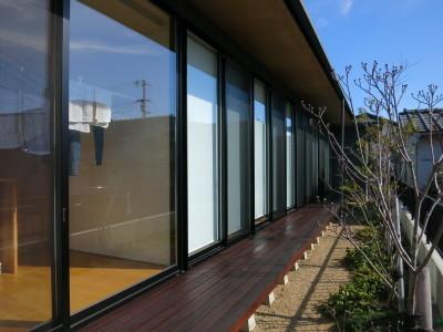 竣工後1年が経過した丸亀の家へ_e0097130_21505751.jpg