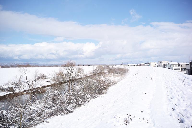 雪景色_e0344430_21104105.jpg
