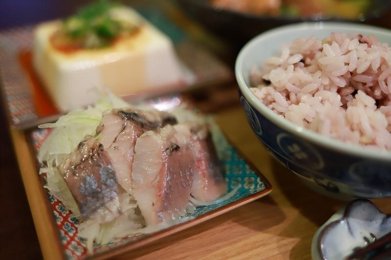 ベーグルと鶏肉とブロッコリーの味噌炒め定食(?!)_f0348831_15085237.jpg