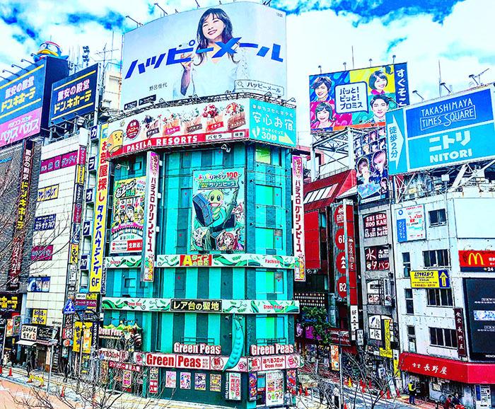 新宿区新宿 / iPhone 8_c0334533_19031022.jpg