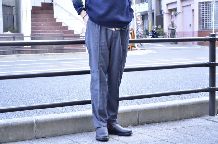 """゛Spinner Bait """" << OGURI SHIRTS(CHECK) >>Style~KODAI_c0167336_17082154.jpg"""