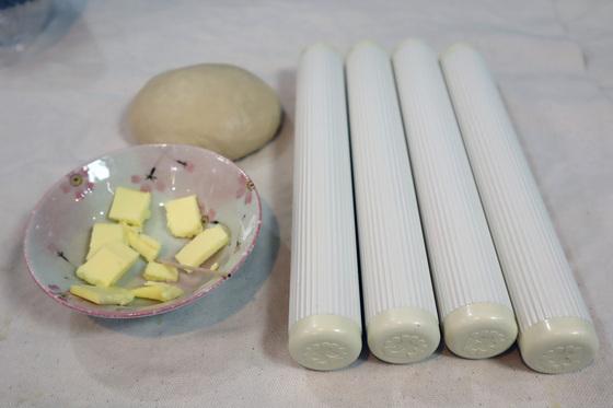 パンレク ~ バター醤油パン ~_e0222340_15351592.jpg