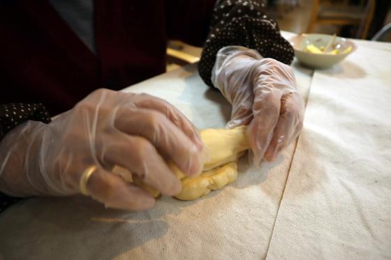 パンレク ~ バター醤油パン ~_e0222340_15444687.jpg