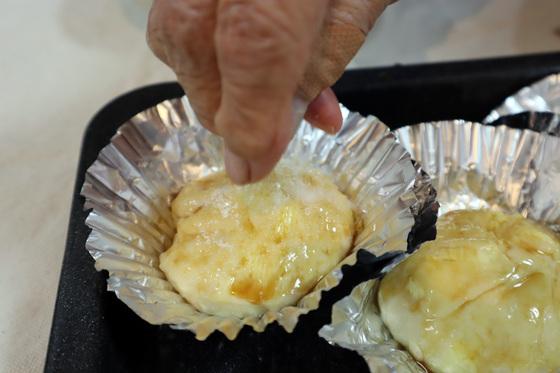 パンレク ~ バター醤油パン ~_e0222340_1549937.jpg