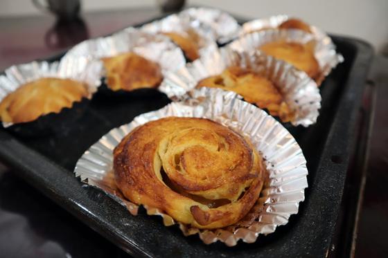 パンレク ~ バター醤油パン ~_e0222340_15502790.jpg