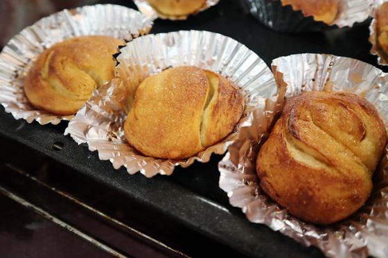 パンレク ~ バター醤油パン ~_e0222340_15504352.jpg
