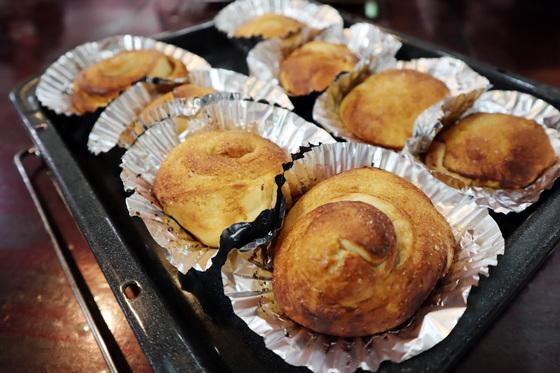 パンレク ~ バター醤油パン ~_e0222340_15505282.jpg