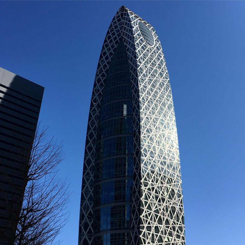 東京マラソンのスタート地点とコースの下見に_c0060143_16573108.jpg