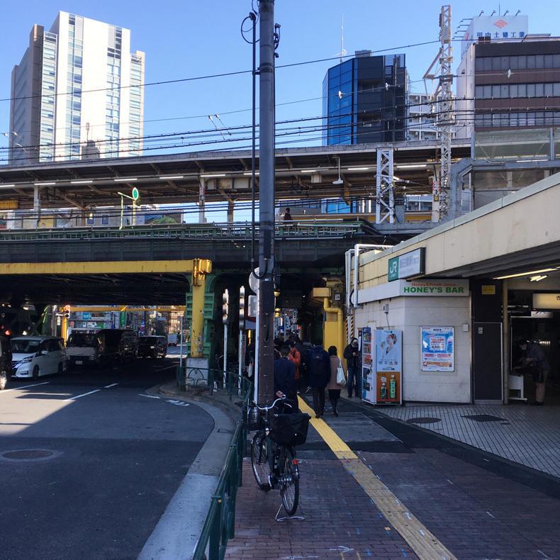 東京マラソンのスタート地点とコースの下見に_c0060143_17011175.jpg