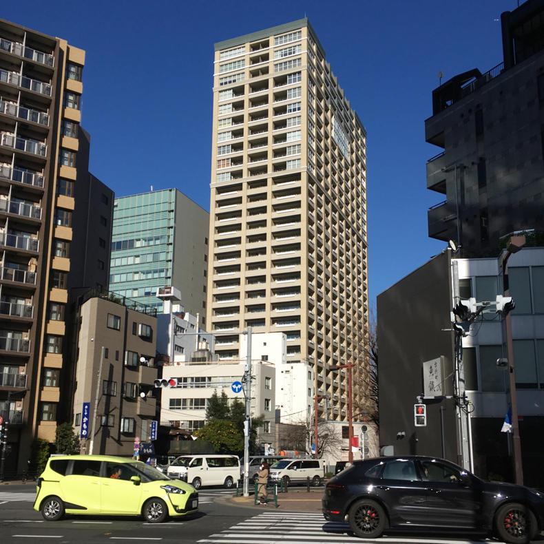東京マラソンのスタート地点とコースの下見に_c0060143_17011310.jpg