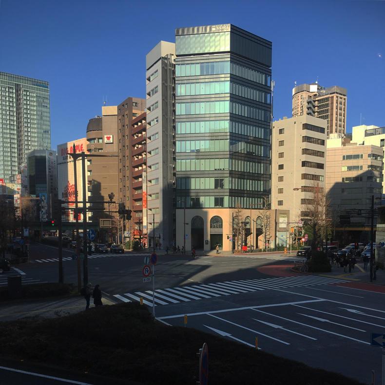 東京マラソンのスタート地点とコースの下見に_c0060143_17014742.jpg