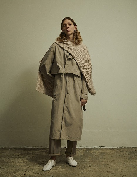 YOKE SPRING SUMMER 2020 COLLECTION JOSEF ALBERS look Ⅲ_e0171446_123770.jpg