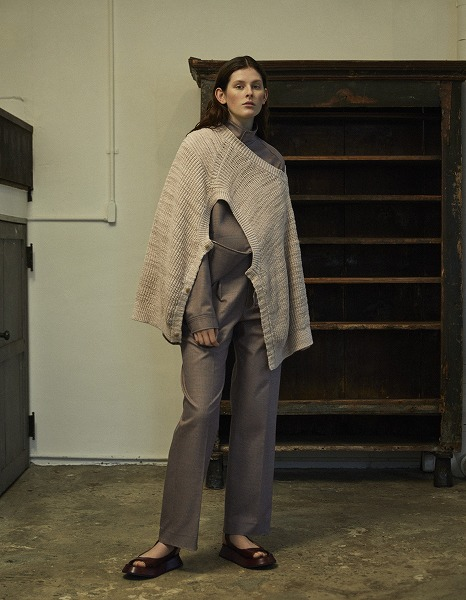 YOKE SPRING SUMMER 2020 COLLECTION JOSEF ALBERS look Ⅲ_e0171446_144444.jpg
