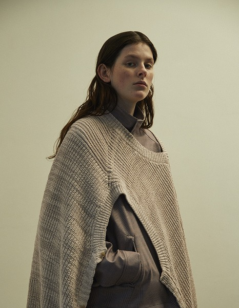 YOKE SPRING SUMMER 2020 COLLECTION JOSEF ALBERS look Ⅲ_e0171446_145353.jpg