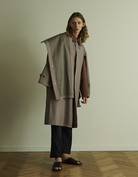 YOKE SPRING SUMMER 2020 COLLECTION JOSEF ALBERS look Ⅲ_e0171446_151261.jpg