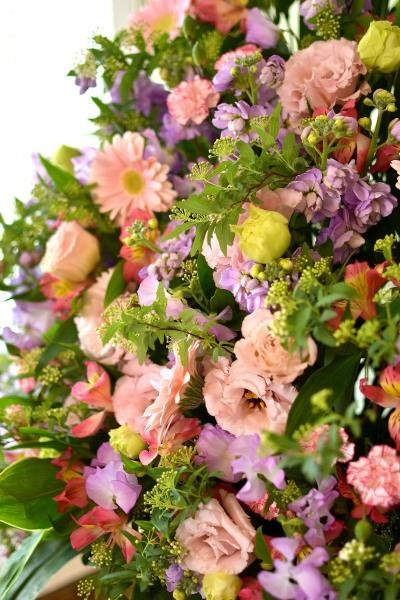 ピアノの発表会にスタンド花をお届けしました。_e0375748_15102368.jpg