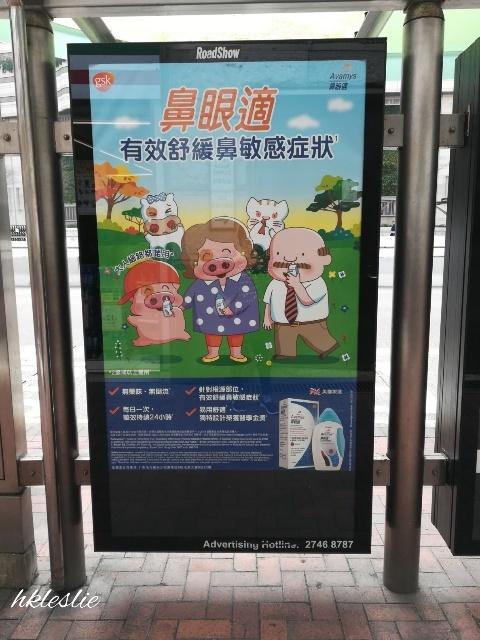 過海隧道巴士110號@尖東站→粵華酒店_b0248150_04234683.jpg