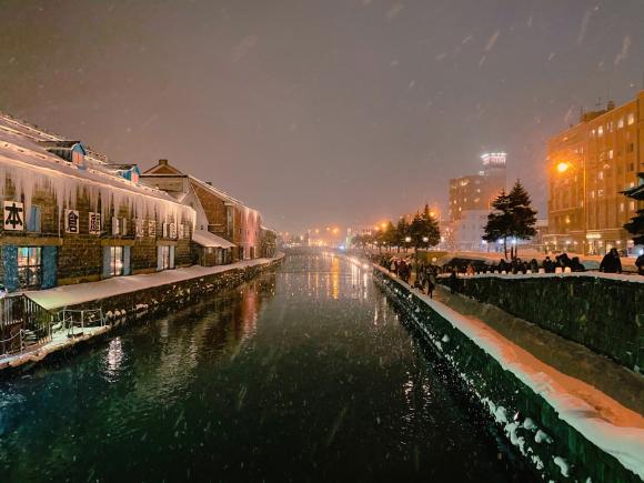 小樽雪あかりの路はじまりました。_d0156358_19214933.jpg