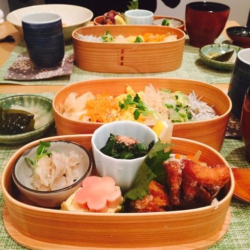 自由が丘で美味しい!美しい!和食ランチ♪「七参」_f0054260_05040627.jpg