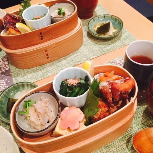 自由が丘で美味しい!美しい!和食ランチ♪「七参」_f0054260_05055711.jpg
