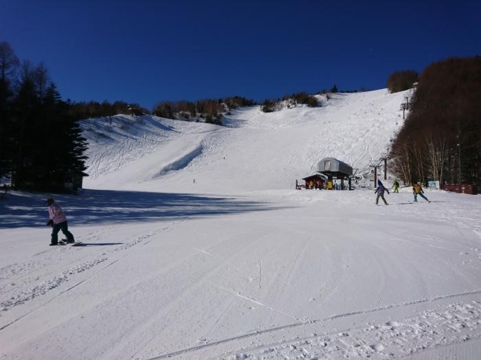 2月11日  乗鞍高原スキー場_f0223068_18180065.jpg