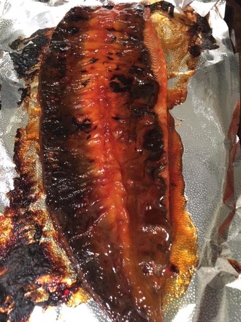 ハマグリの潮汁と鰻丼_e0350971_15323009.jpg