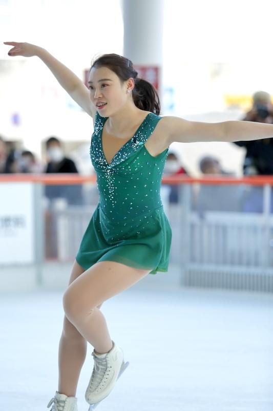 ハピリンク 関西大学アイススケート部スペシャルショー エキシビション_c0196076_22045191.jpg